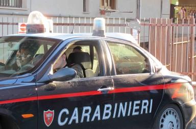 Dentro Magazine - intervento dei carabinieri