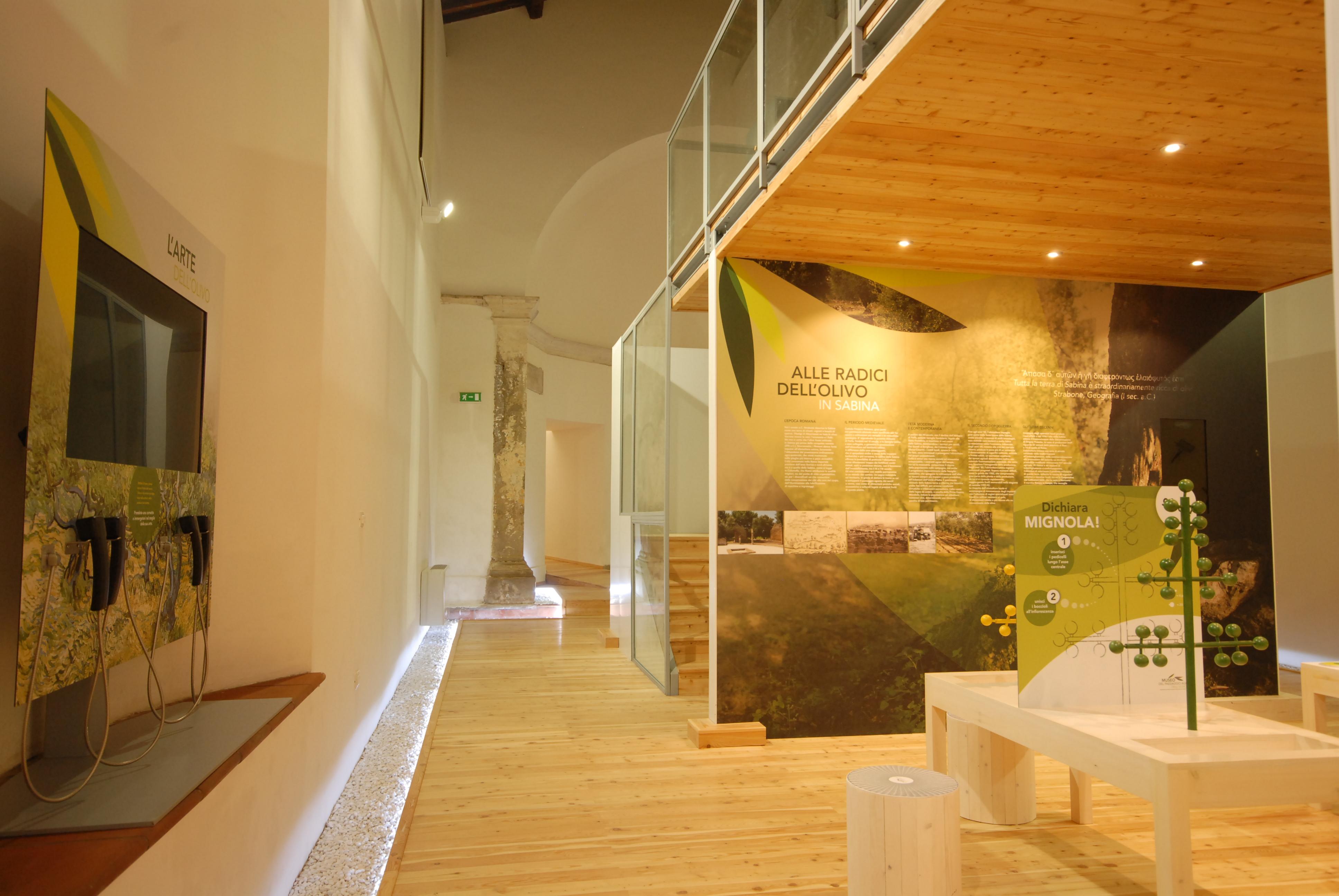 A Moricone il museo del Paesaggio agrario e dell'ulivo. Domani pomeriggio l'inaugurazione dello spazio espositivo multimediale all'interno di una ex chiesa