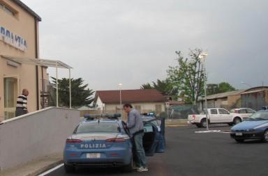 Dentro Magazine - polizia di Tivoli al lavoro