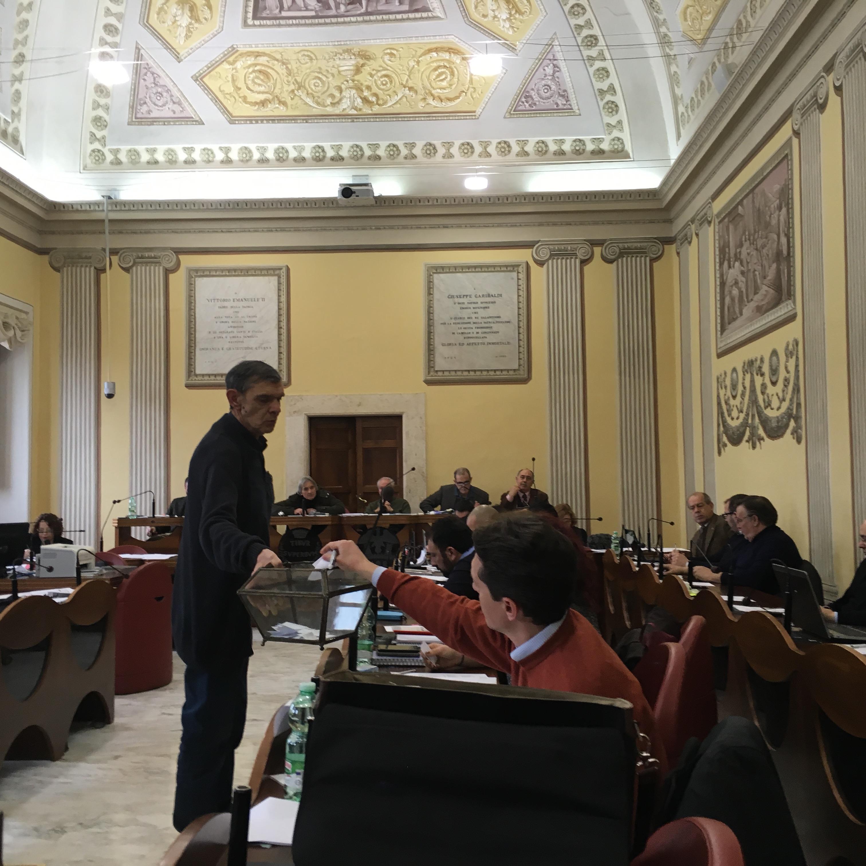 Tivoli, via libera al Bilancio: polemiche sui fondi alla Cultura