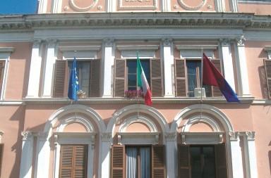 Palazzo San Bernardino, Comune di Tivoli