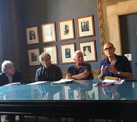 """Tivoli, Barberini: """"Rendiamo il festival internazionale"""". Lettera alla Regione per una collaborazione"""