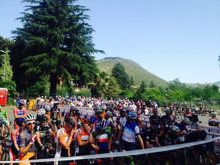 """Domenica in bici con """"La Medievale"""", in gara da un castello all'altro partendo da Tivoli"""