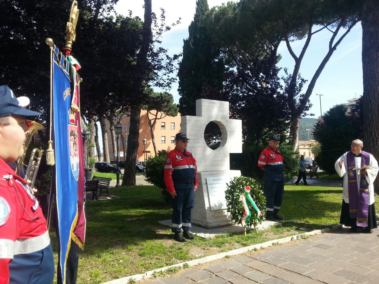 Tivoli ricorda il bombardamento della città nel 72esimo anniversario