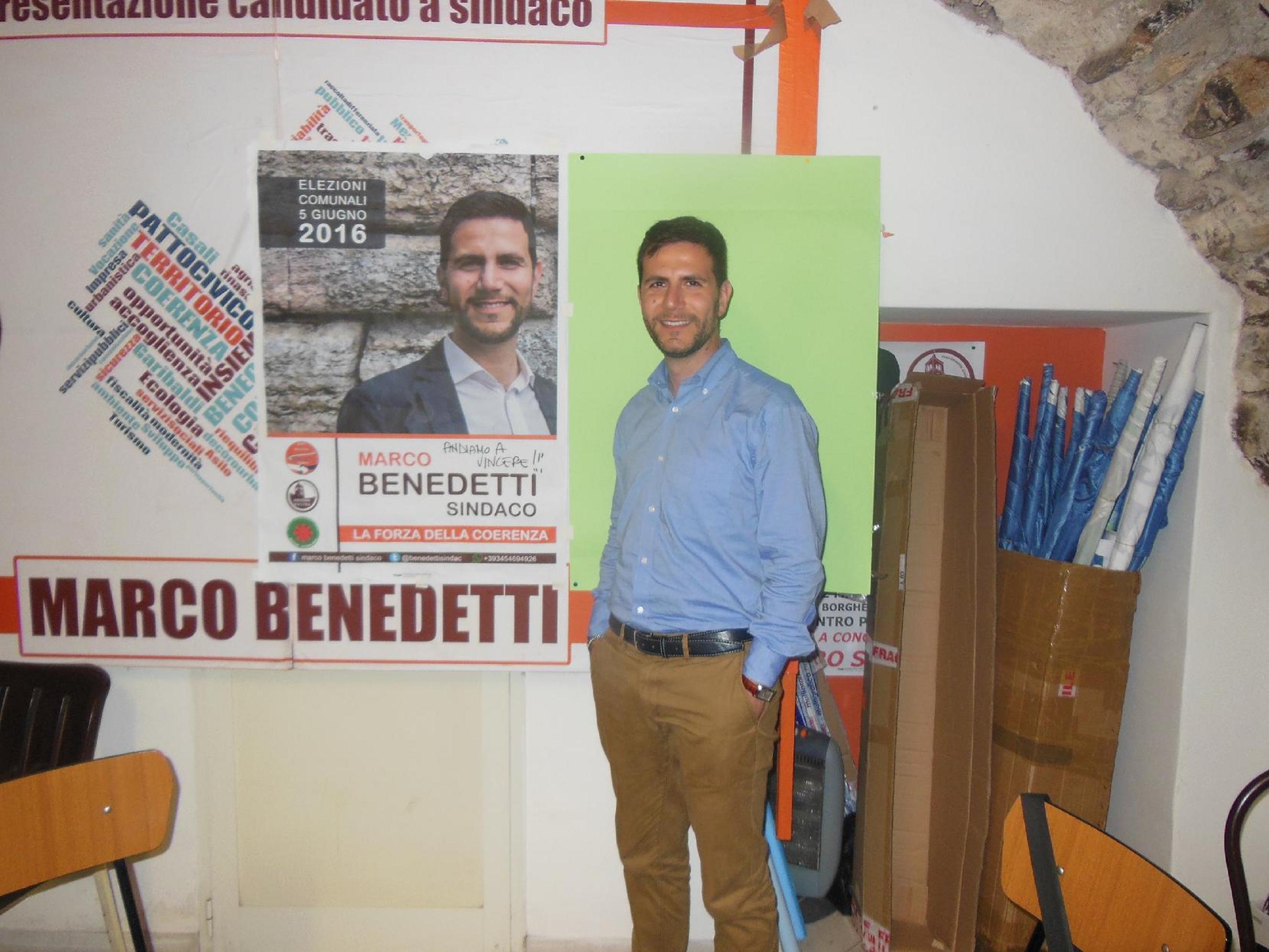 """Mentana al ballottaggio, Benedetti: """"La Rendini ha già dimostrato la sua inadeguatezza"""""""