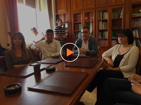 """Guidonia, Di Palma si dimette: """"Il centrodestra ora voti il Bilancio"""". E' alta tensione"""