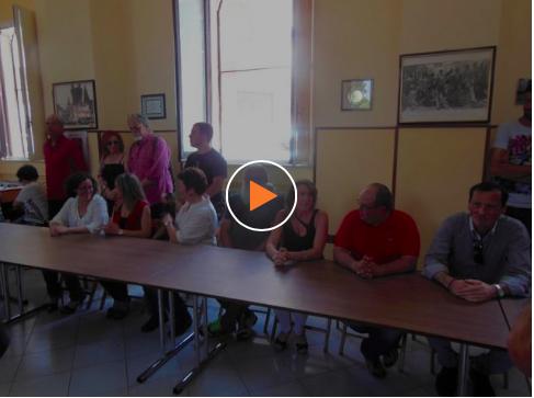 """Mentana, il sindaco Benedetti: """"Possiamo vincere la sfida"""". Proclamazione consiglieri e assenze"""