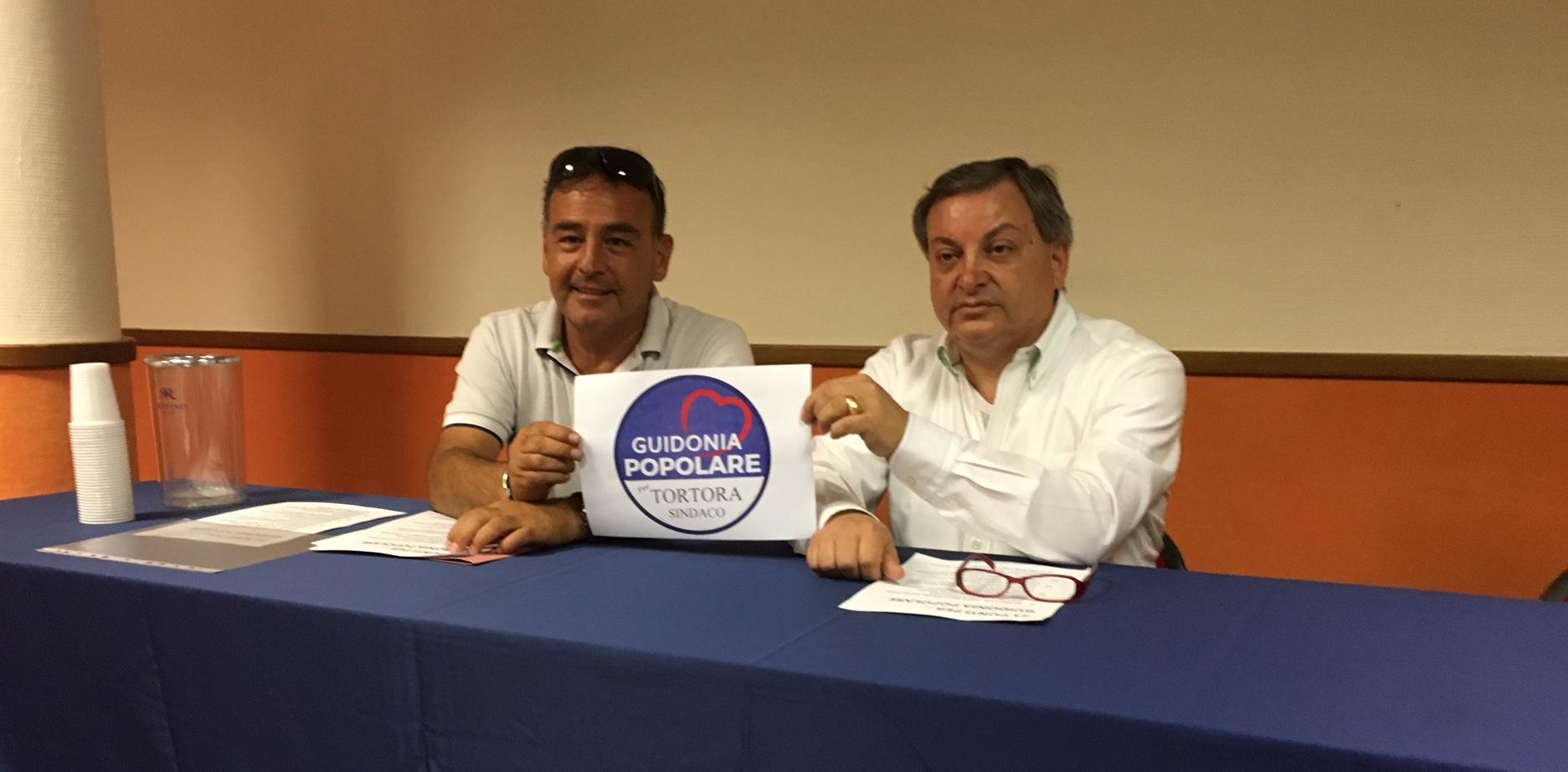 Guidonia Popolare, il primo candidato sindaco è Tortora. C'è Bianco come segretario