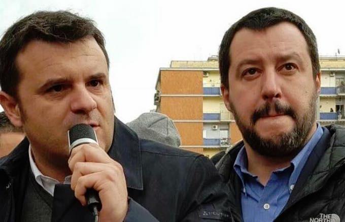 Noi con Salvini si riorganizza, nominati i coordinatori: per la provincia di Roma c'è Mercante