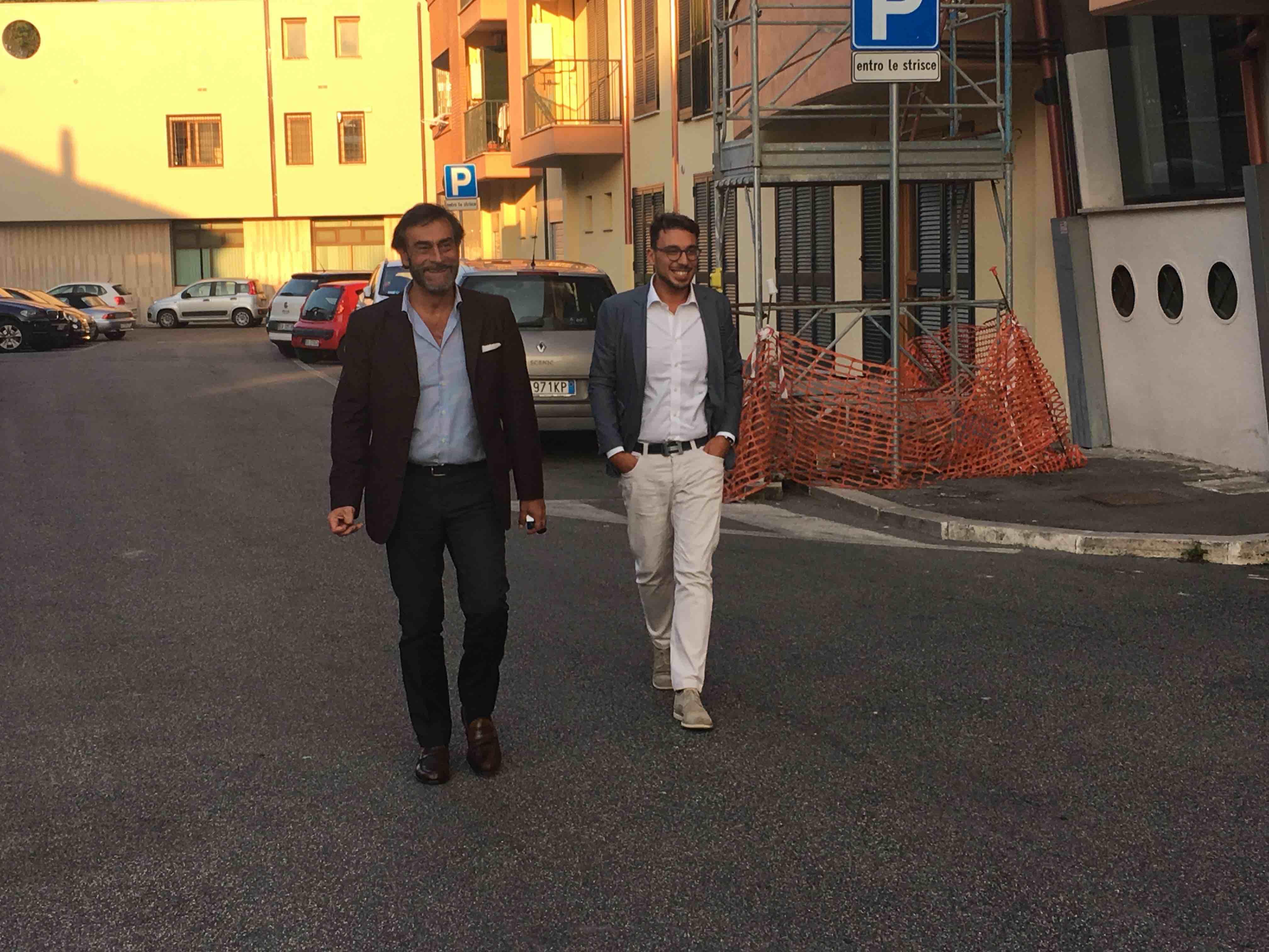 """Guidonia, Pozzi porta i big di Fratelli d'Italia per il """"no"""" al referendum. Si accende lo scontro in vista del voto"""
