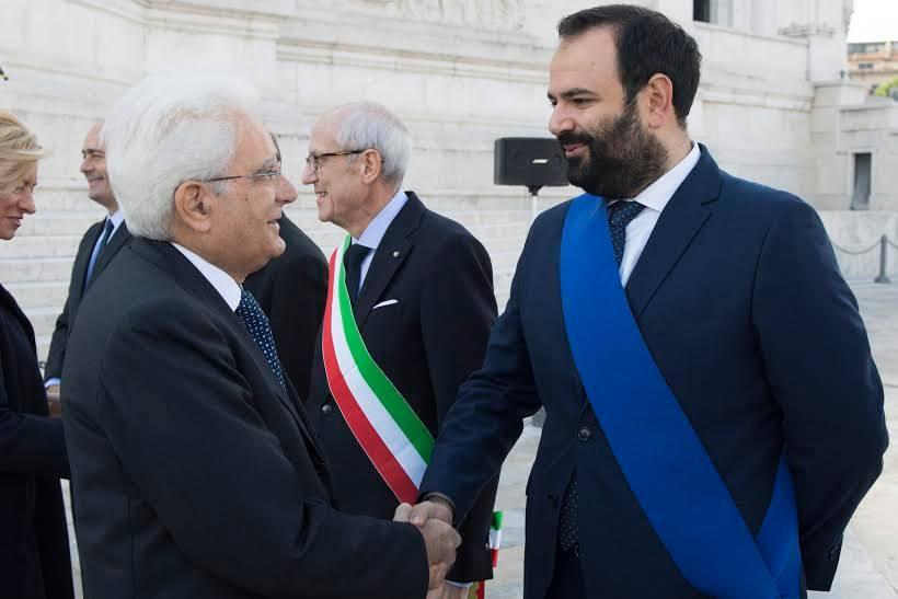 """Mauro Alessandri entra nel consiglio metropolitano: si è dimessa la Califano. Maugliani: """"Si colma un vuoto"""""""