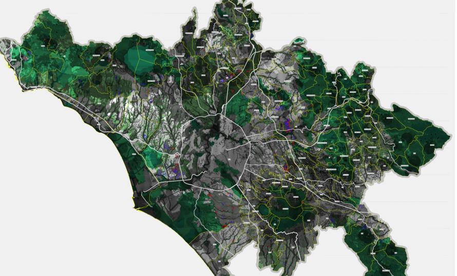 Guidonia a rischio discarica di Roma: la partita rifiuti si gioca tutta in provincia