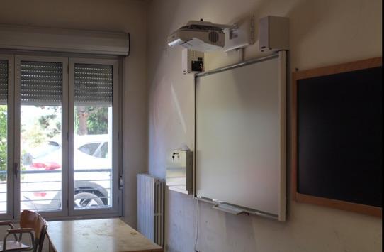 Guidonia, al Majorana-Pisano 38 lavagne multimediali donate dalla Fondazione Roma