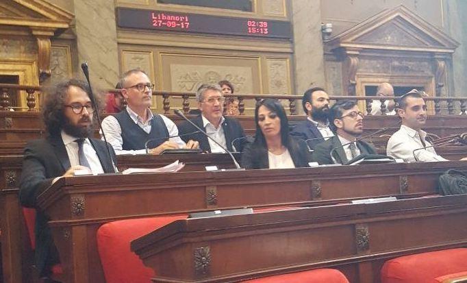 """""""A rischio i dipendenti di Capitale Lavoro, ma la Raggi è serena"""". Polemiche in Città Metropolitana"""