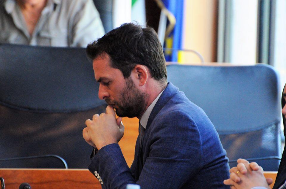 """Consiglio Guidonia, Di Silvio: """"Qui oggi perde la città"""""""