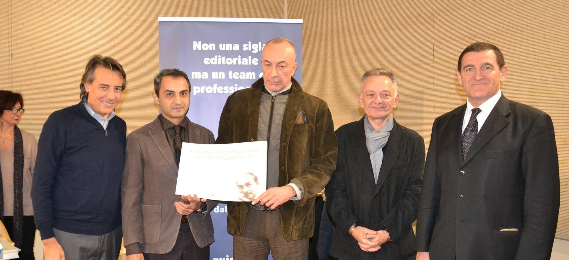Tivoli, il premio Quasimodo premia quindici artisti