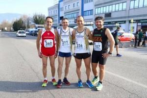 Atleti reatini a Terni