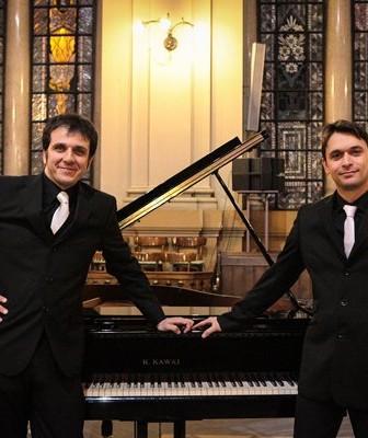 I Direttori Artistici Andrea Calvani e Adolfo Capitelli
