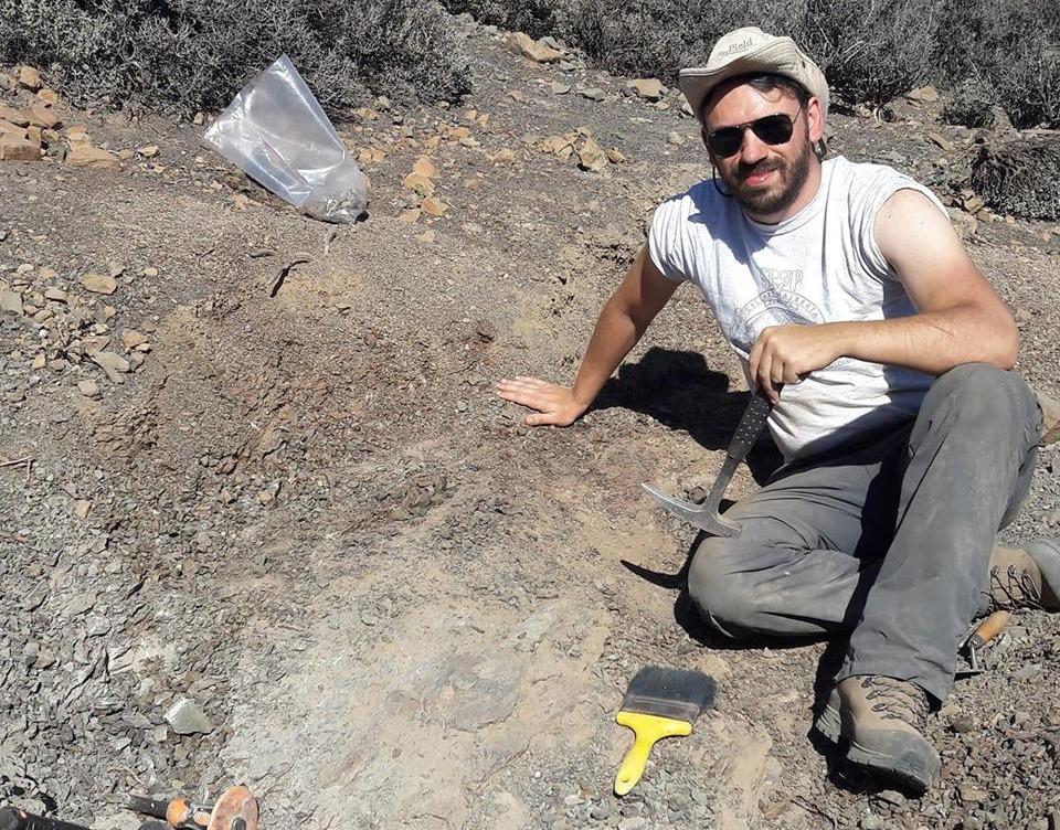 A caccia di dinosauri: il ricercatore guidoniano Marco Romano si racconta
