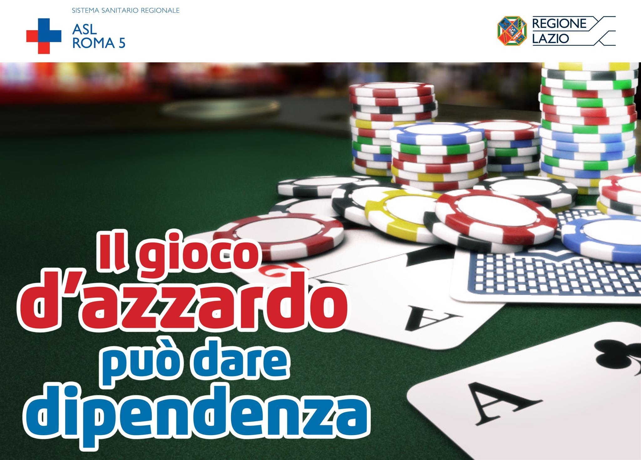 gioco d'azzardo dipendenza