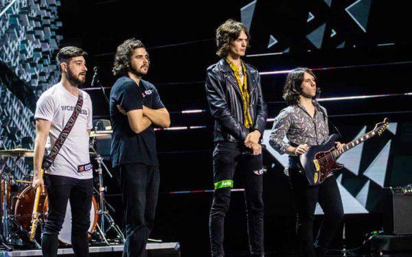 X Factor live: nella seconda puntata fuori i Red Bricks Foundation