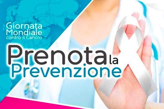 """Giornata mondiale contro il cancro, """"prenota la prevenzione a Mentana"""""""