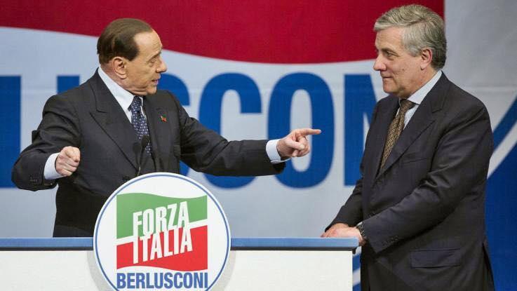 Forza Italia nel Lazio contro Tajani: azzerare i vertici. Europee nel caos