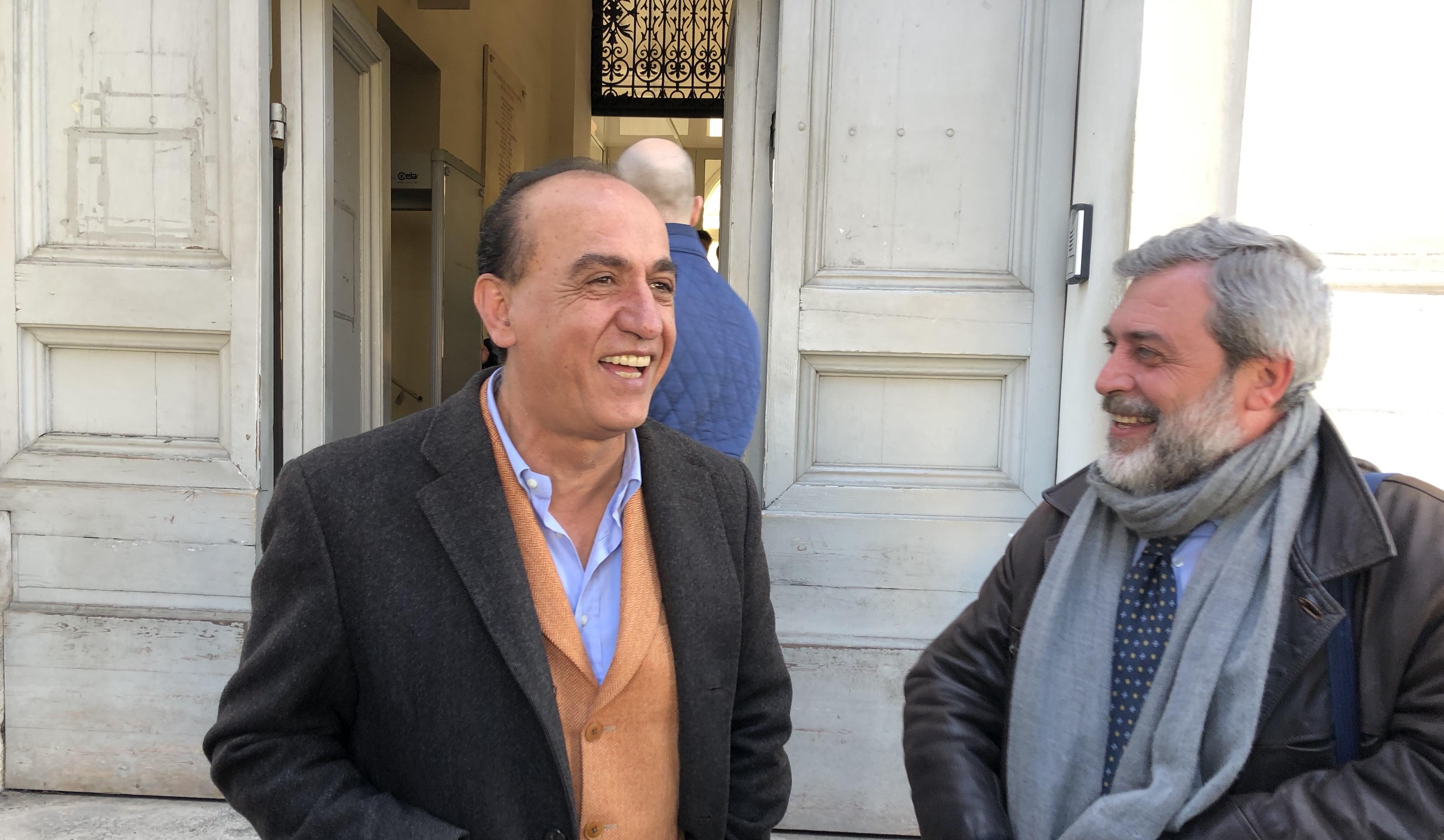 """Guidonia, processo Rubeis. Carusi: """"Aiutava tutti"""". E Di Silvio: consigliai l'accusatore di andare in Procura"""