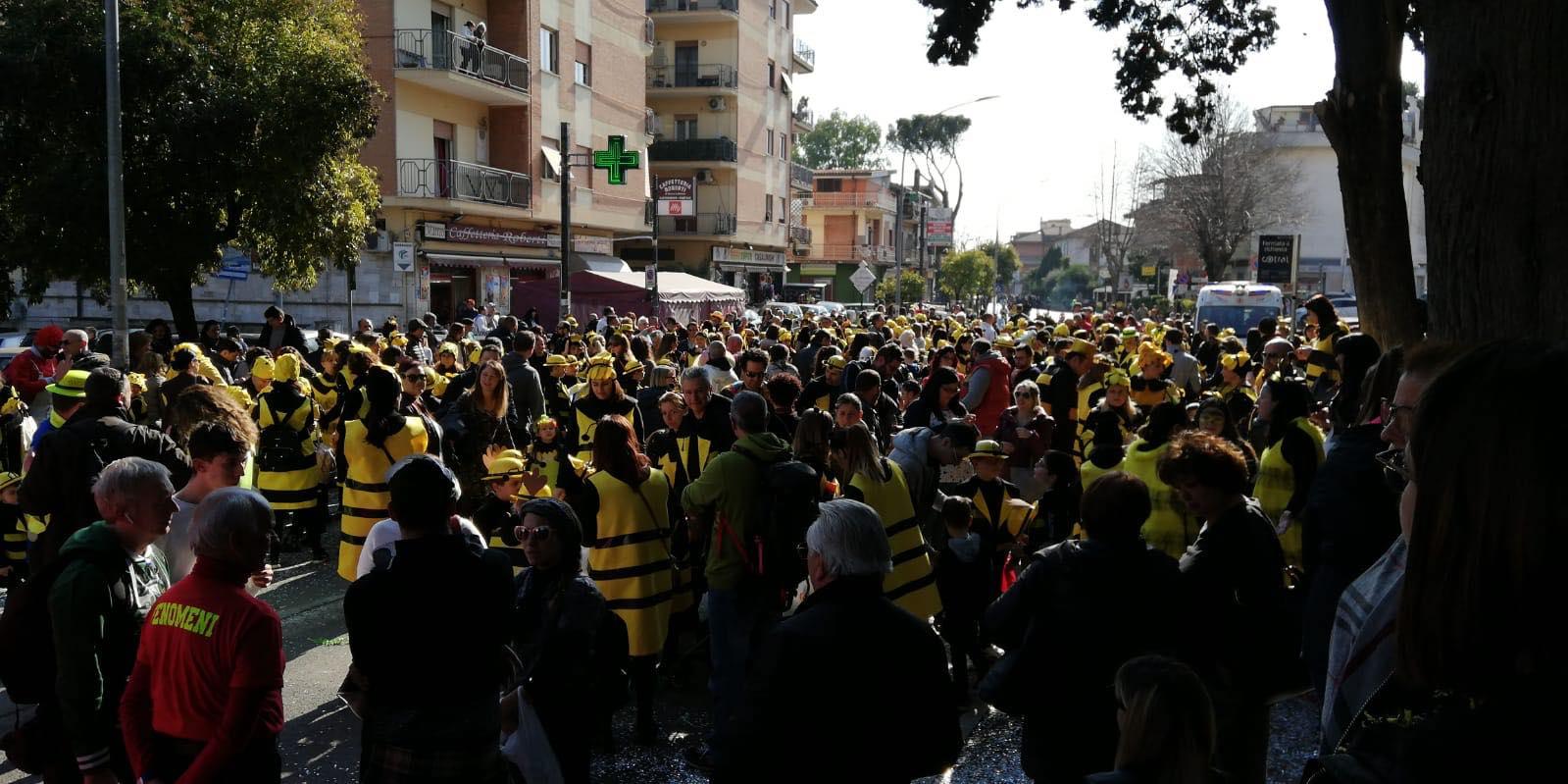 Carnevale 2019 a Guidonia: festa di maschere e allegria
