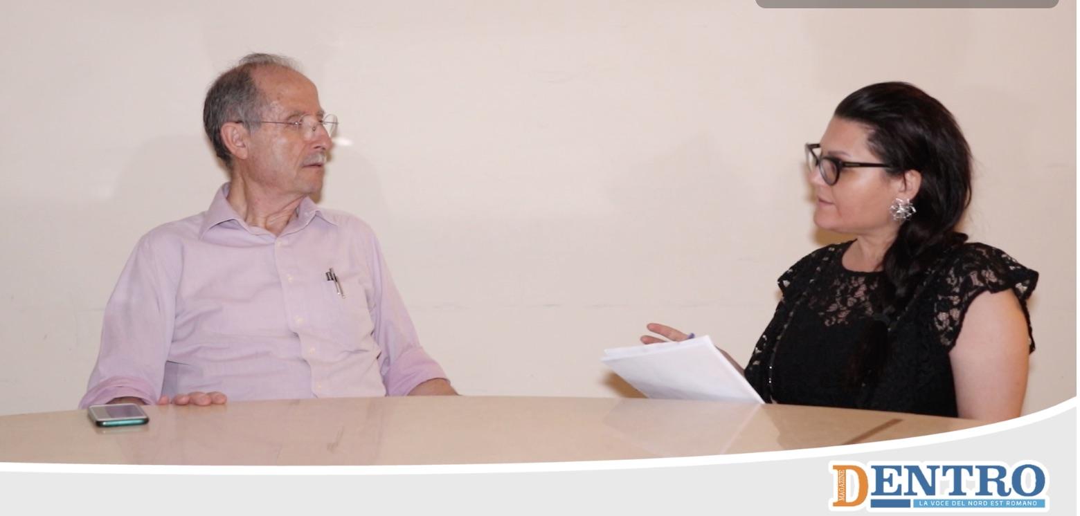 Video intervista a Prestininzi: subsidenza e cave