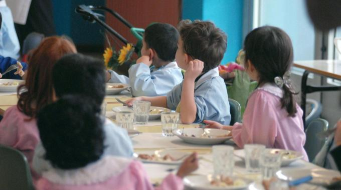 Tivoli, torna il pranzo a mensa per oltre 2mila bambini