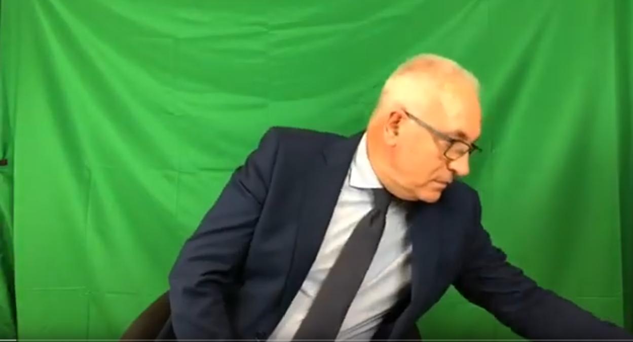Intervista video al sindaco di Guidonia Michel Barbet
