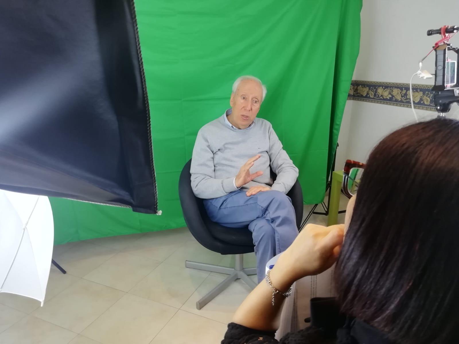 Video intervista al sindaco di Tivoli Giuseppe Proietti