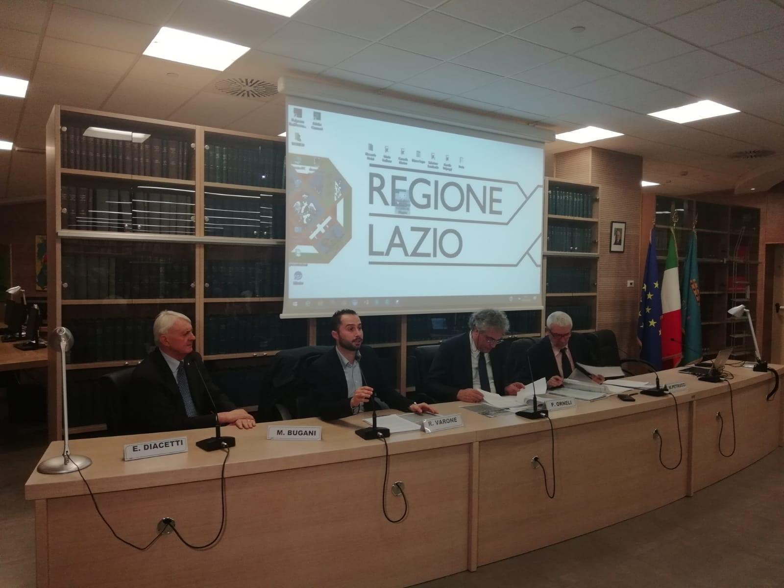 Tecnologia 5G, incontro con gli amministratori voluto da Anci Lazio in Regione