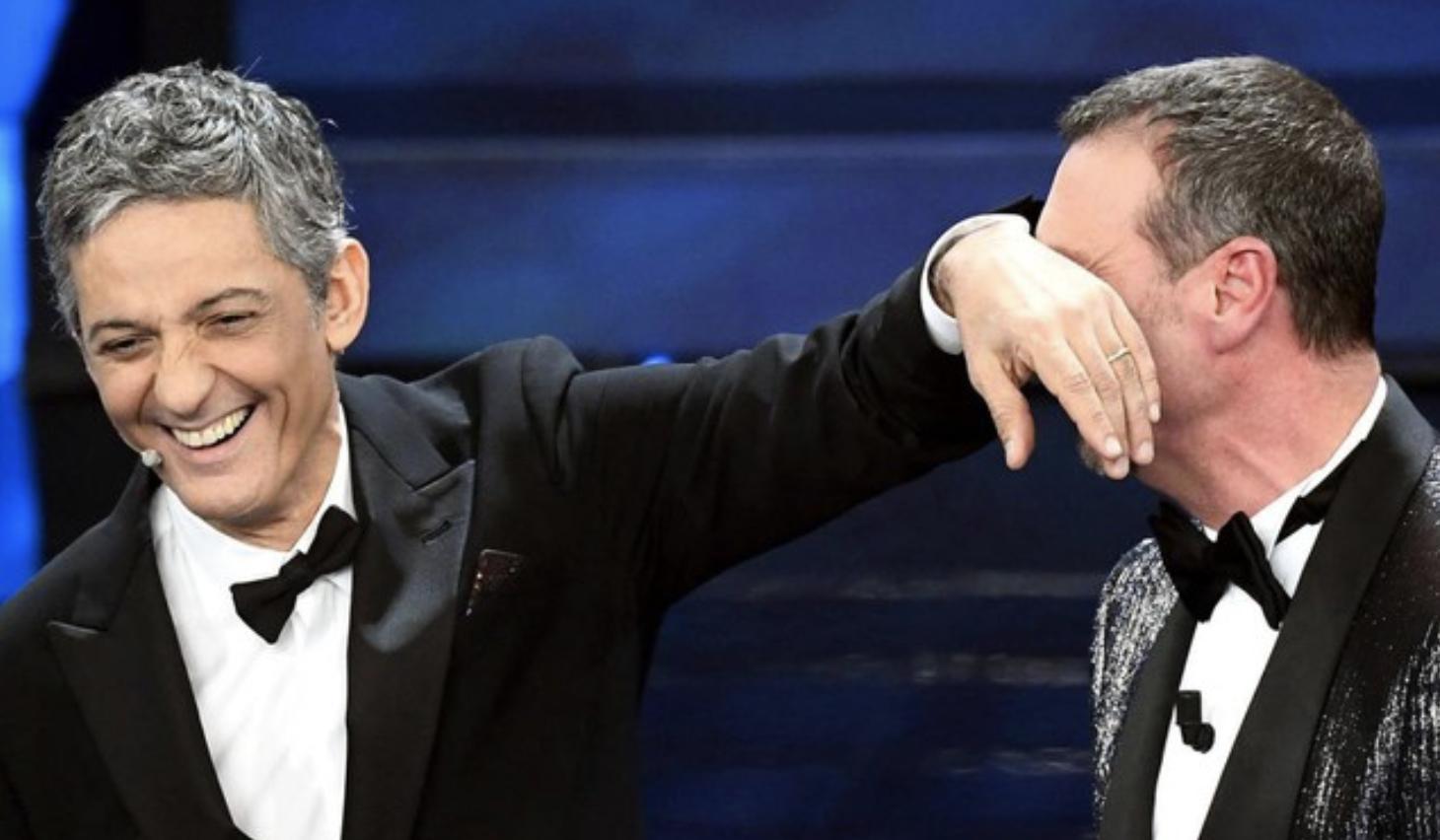 Record di ascolti per Sanremo, più di 10 milioni. Per ora vince Amadeus