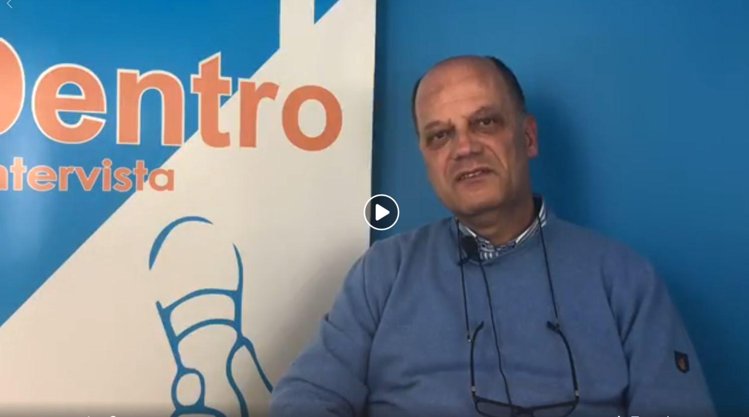 VIDEO. Mauro De Santis: l'attacco ai 5S e il futuro civico di Guidonia