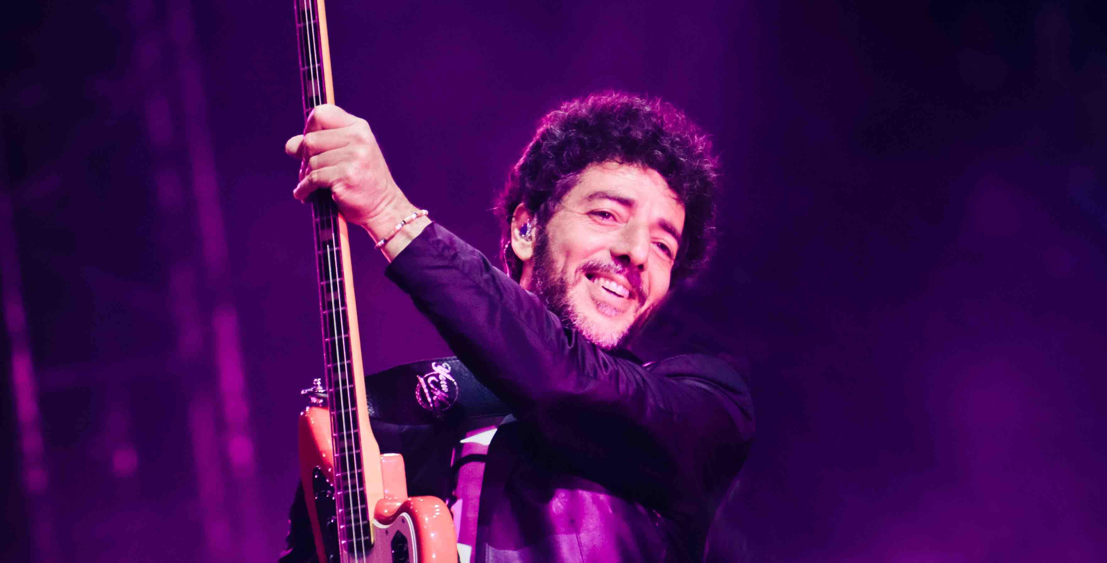 Max Gazzè torna live all'Auditorium di Roma - Dentro Magazine
