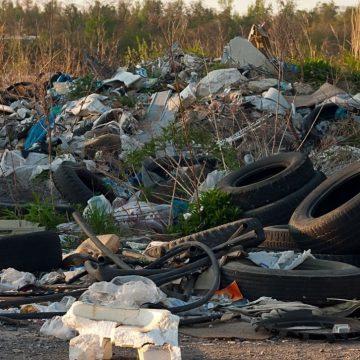 Scoperta a Castelverde discarica abusiva di 3mila metri quadrati