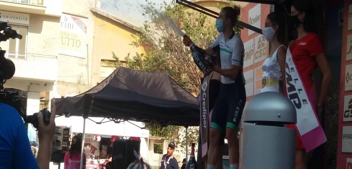 Giro Rosa a Tivoli, Proietti: una festa dello sport