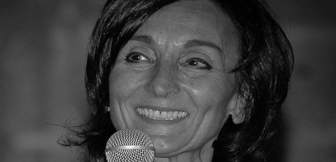 "Torna a Mentana ""Io, Ego"", intervista a Gloria Zarletti"