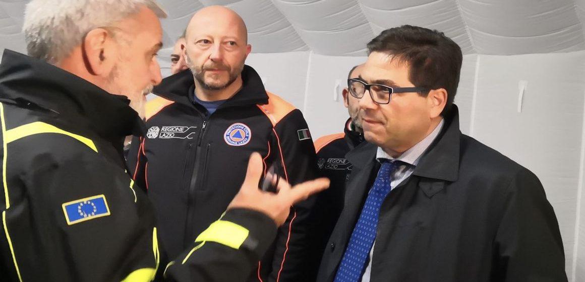 """D'Amato: """"Lazio corre, ma servono certezze sulle dosi"""""""