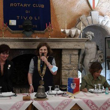 Tivoli e un anno di Rotary Club in rosa