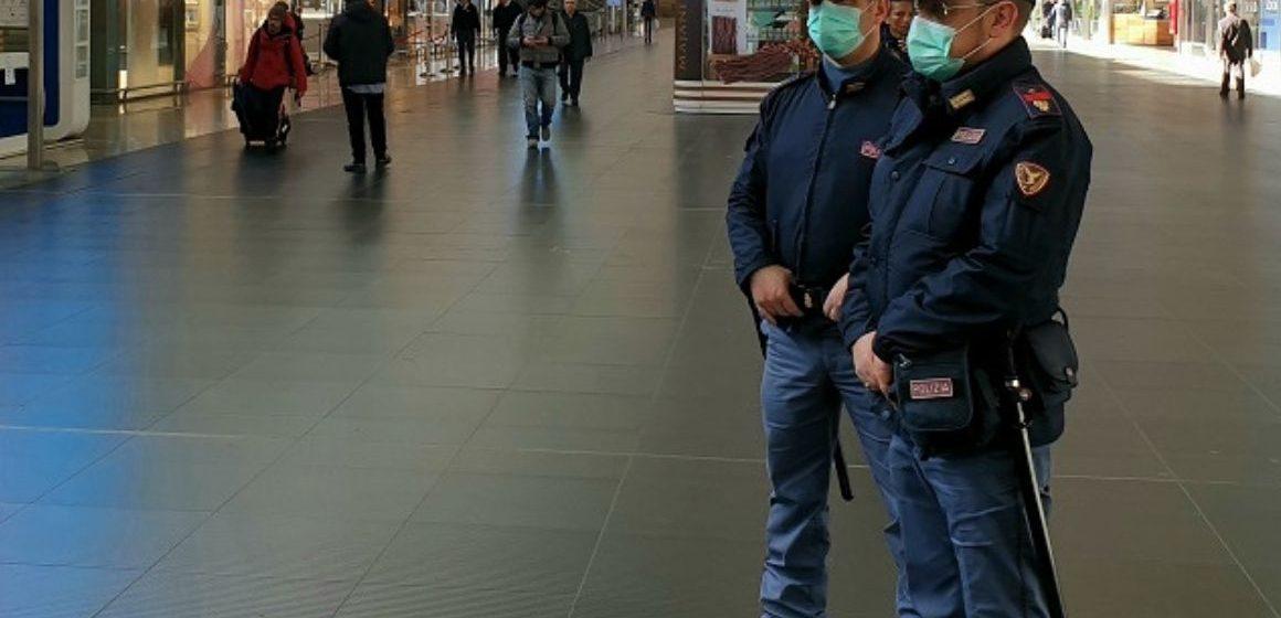 Tivoli Terme, pusher bloccato alla stazione con hashish e denaro. In manette 19enne