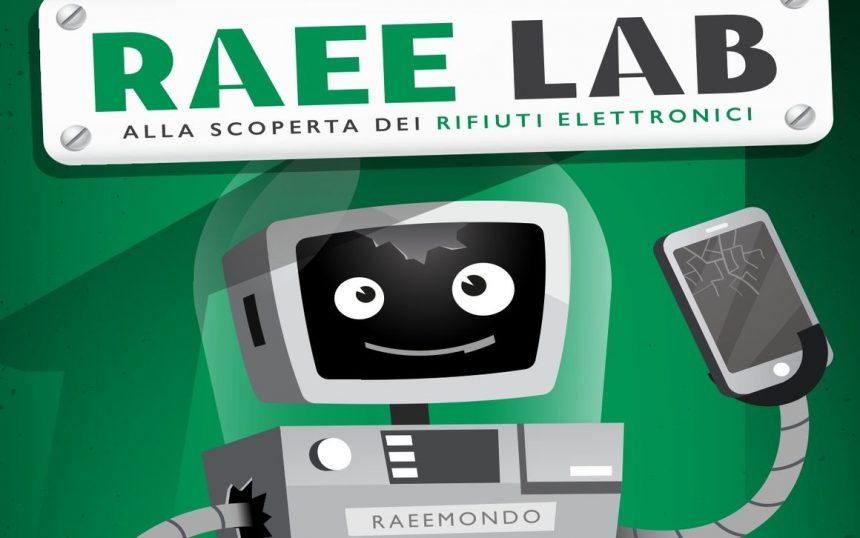Raee Lab, il progetto sul riciclo per le scuole di Fonte Nuova