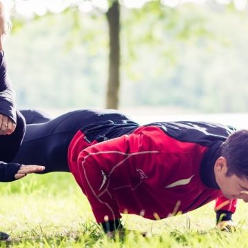 Guidonia, spazi verdi pubblici per fare sport