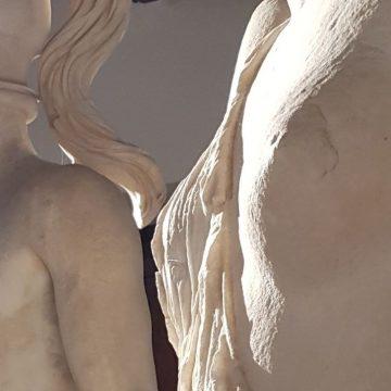 Dioniso da Villa Adriana all'asta