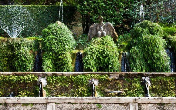 Villa d'Este Giardino storico d'Europa