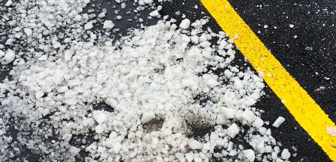 Pronte scorte di sale per le strade provinciali