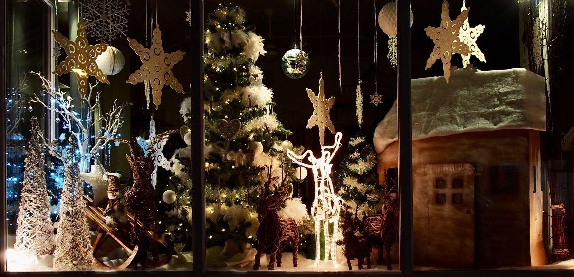 Vetrine sostenibili, contest di Natale per i negozi di Tivoli