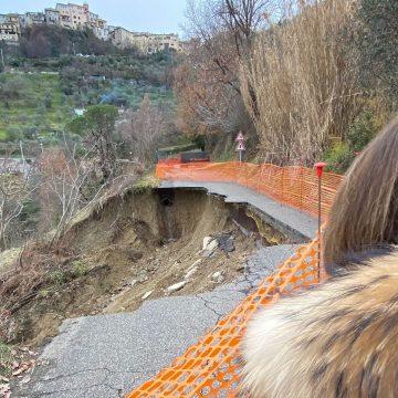 """Frana a Canterano: """"Lunedì tecnici militari per un ponte modulare"""""""